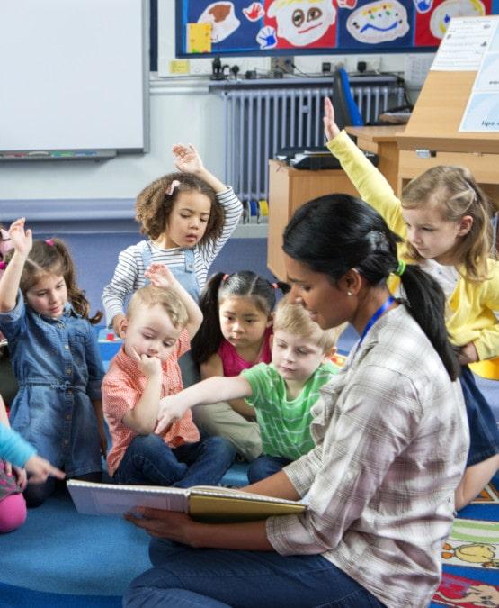 przedszkole międzynarodowe ITSW w Krakowie to kontynuacja nauki rozpoczętej w żłobku